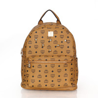 shosouvenir :MCM women Bag Shoulder School Bag Backpack