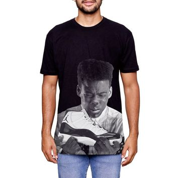 Pookie New Jack City Concord 11 Black T Shirt