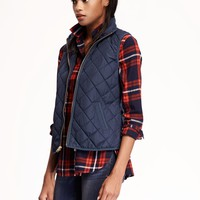Quilted Vest for Women | Old Navy