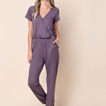 Everyday Jumpsuit in ASH