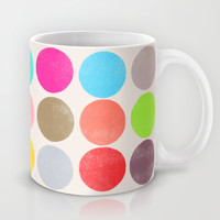Colorplay 1 Sq Mug by Garima Dhawan