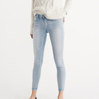 Womens A&F Jean Leggings | Womens 60% Off Select Styles | Abercrombie.com