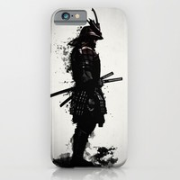 Armored Samurai iPhone & iPod Case