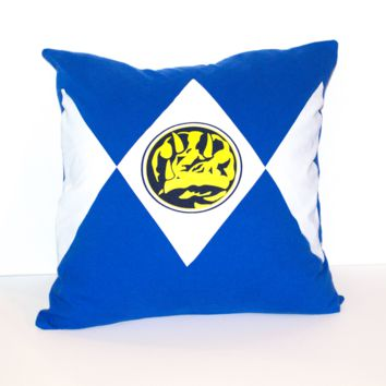 Power Rangers Pillow