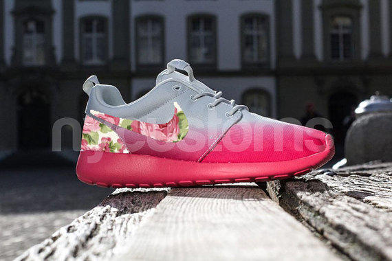 Germany Nike Roshe Floral - Running Shoes With Grey And Black Nike Flyknit 5 0 Women S Best Price Noble Taste Nike Discount
