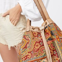 Free People Sanremo Tapestry Tote
