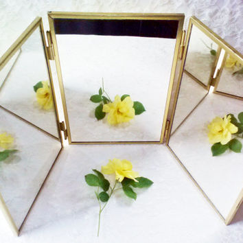 Shop Tri Mirror On Wanelo