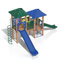 Planet Playgrounds Kidscape PPG17 Playground