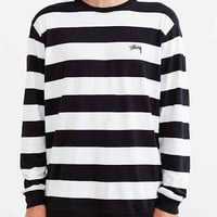 Stussy Stripe Long-Sleeve Tee