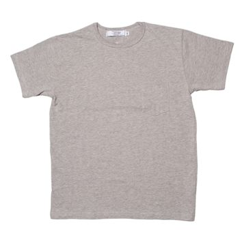 3SIXTEEN HEAVYWEIGHT PLAIN T-SHIRT IN GREY (SINGLE) - SWEATSHIRTS & TEES - DEPARTMENTS Federal