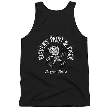 Casual Dead Summer Edition Elevens' P&F AA Tank-top Black or White!