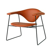 Masculo Lounge Chair - ALL - SEATING