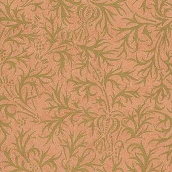 Clarence House Wallpaper AB826 Iona Clay