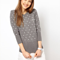 Fred Perry Polka Dot Jumper