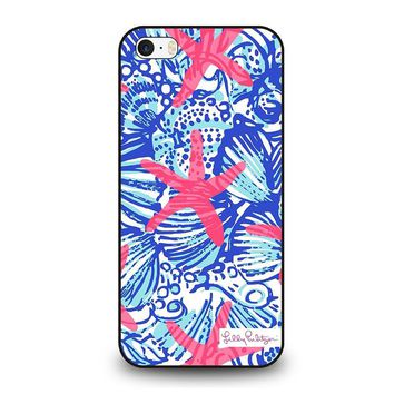 LILLY PULITZER PRETTY ESCAPE iPhone SE Case Cover