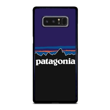 PATAGONIA FLY FISHING SURF Samsung Galaxy Note 8 Case Cover