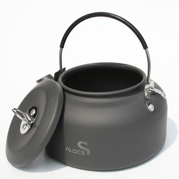 Outdoor Kettle Camping Hiking Kettle 0.8L CW-K02 DS08