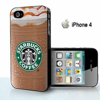 Starbucks Ice Coffee - for iPhone 4 case, iPhone 5 case, Samsung S2, Samsung Galaxy s3 and Samsung Galaxy s4