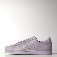 adidas Superstar Supercolor Shoes - Mauve Tint | adidas US