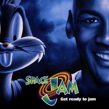 Space Jam 27x40 Movie Poster (1996)
