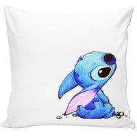 Stitch pillow