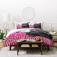 Garima Dhawan New Friends 4 Duvet Cover