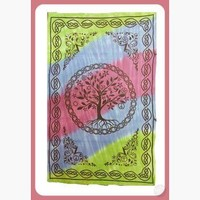 Tree of Life Coexist Tapestry