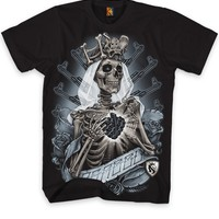 "Men's ""Muerte 016"" Tee by OG Abel (Black)"