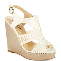 Lucky Brand Remyy Woven Wedges