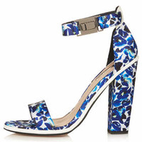 ROSEMARY PRINT SANDALS
