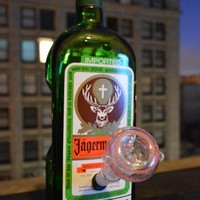 Jagermeister Tobacco Water Pipe