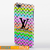 Chevron Louis Vuitton iPhone 4/4S, 5/5S, 5C Series Full Wrap Case