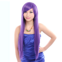 Costume Ball Wig Hair Cap Anime Cosplay