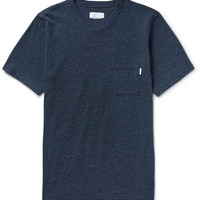 Saturdays Surf NYC - Randall Slub Cotton-Jersey T-Shirt | MR PORTER