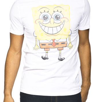 Guys 'Spongebob' License Graphic Tee