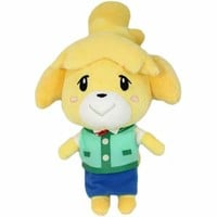 Shizue (Isabelle) Small Plushie ~ Animal Crossing