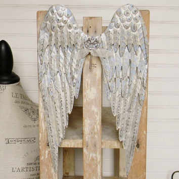 Metal Angel Wings, Angel Wings, Angel Wing Decor, Large Angel Wings, Decorative Angel Wings, Metal Wall Decor, Metal Wings, Decorative Wings