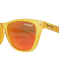 Yellow Polarized Orange Lens