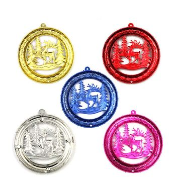 Christmas Gift Home Party Wreaths Pendant Decoration Ornaments More Colors