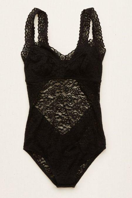 a923f85c33 Aerie 's Vintage Lace Bodysuit from American Eagle Outfitters