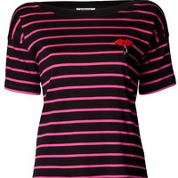 Sonia By Sonia Rykiel Lipstick Striped T-Shirt