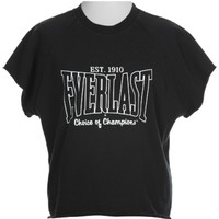 Black & White Everlast Sweatshirt | Sweats & Hoodies | Rokit Vintage Clothing
