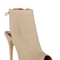 DailyLook: Chinese Laundry Jinxy Booties in Beige 5.5 - 10