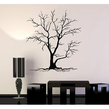 Vinyl Wall Decal Tree Room Interior House Decoration Stickers Unique Gift (ig4212)