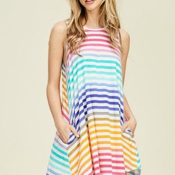 Color My World Summer Dress