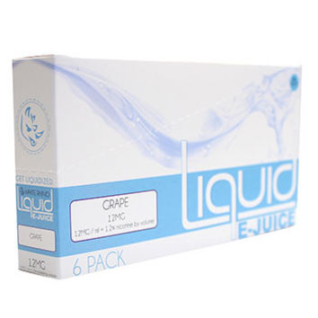 LIQUID 6 PACK 15ML E-JUICE