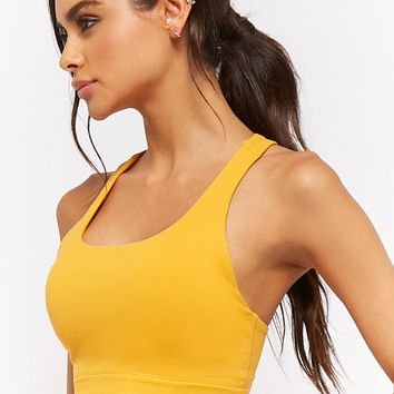 Medium Impact - Racerback Sports Bra