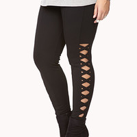 Rock On Cutout Pants