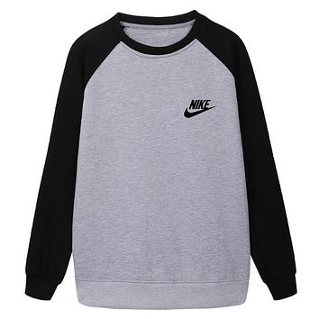 Trendsetter Nike Women Men Fashion Casual Top Sweater