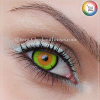 Maleficent Crazy Eyes 30 day wear - Checkout Lenses